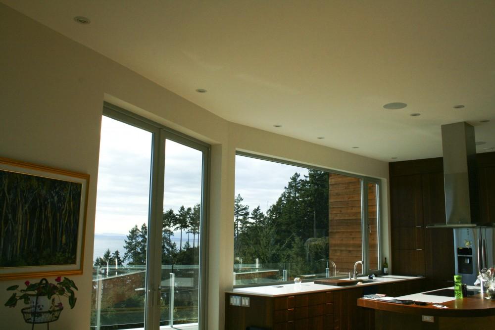 In Ceiling Speakers In Kitchen