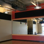 Ceiling speakers & acoustical panels