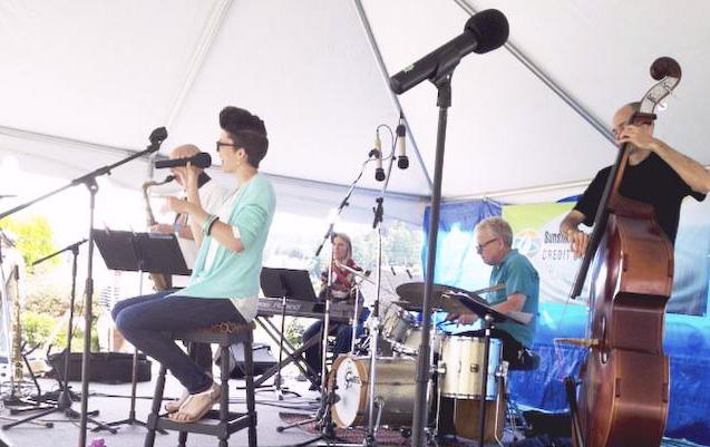 Gibsons Landing Jazz Festival 2013_2