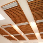 Acoustical treatment behind wood panels - Soundwerks Audio and Video Sunshine Coast BC
