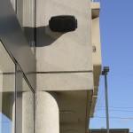Exterior speakers