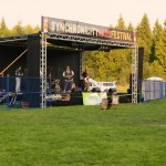 staging / stages Soundwerks Audio and Video on the Sunshine Coast BC
